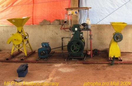 MFP Malibiocarburant